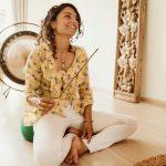 Djeena Joy - Breathwork & Pranayama coach