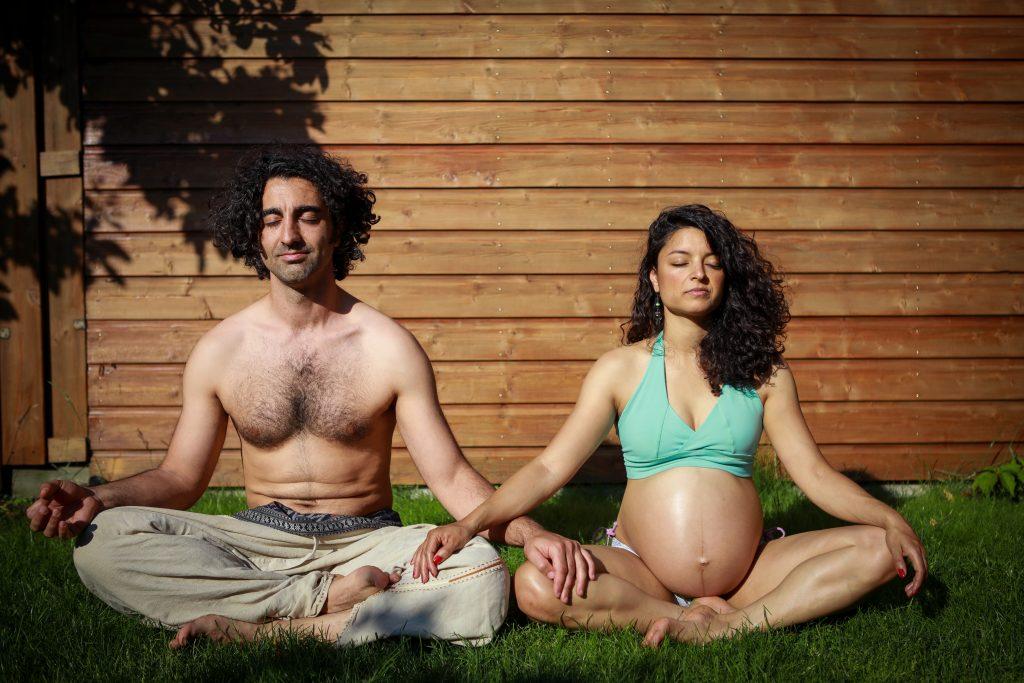 ademwerk en zwangerschap